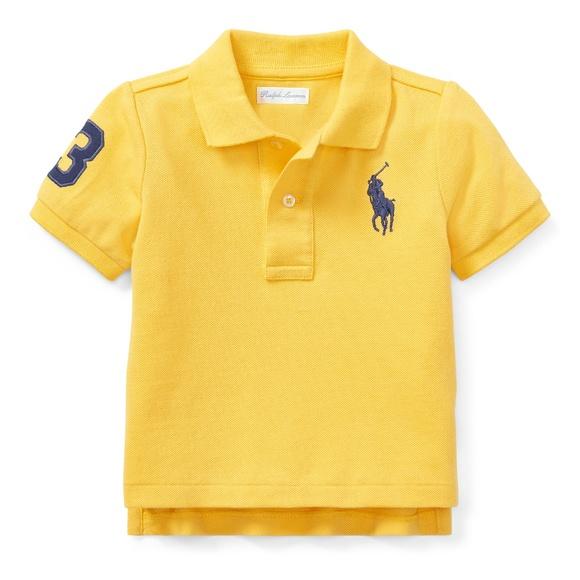 5147f3b9 Polo by Ralph Lauren Shirts & Tops | Nwt Ralph Lauren Baby Boy ...